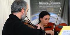 Séptima: música clásica y vino