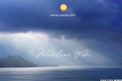 Ballinskelligs Bay, County Kerry, Ireland, Iveragh Peninsula :: Irish landscape photography (* Madeleine Calaido Weber * - calaido.com) Tags: ocean ireland sunset sea irish seascape storm horizontal landscape coast landscapes scenery horizon stock scenic stormy eire atlantic coastal maritime license coastline celtic sunbeam badweather licensing countykerry ringofkerry iveraghpeninsula irishlight