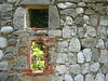 la finestra della centa