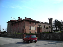 Castello di Buriasco (Pinerolo, Piemonte, Italy) Photo