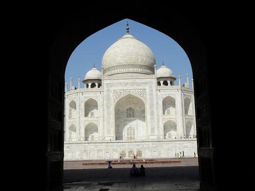 Dios del Mármol (Taj Mahal, India) por ti.