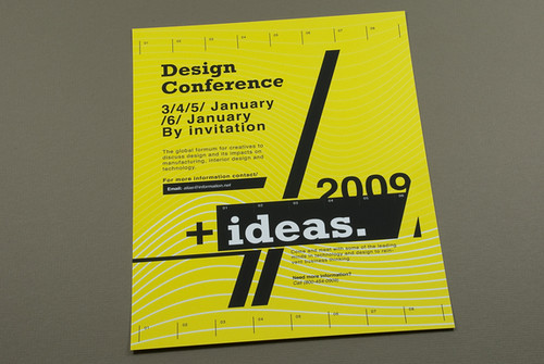 Contemporary Design Conference Flyer