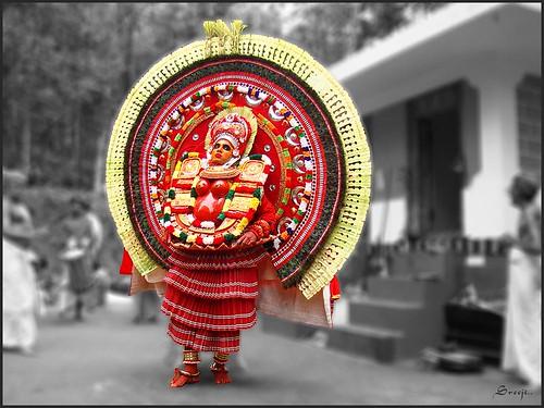 Parali Amma Theyyam
