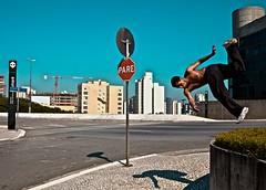 danilo le parkour brasil (Ana Luz) Tags: street city cidade people man guy sport wall fly jump action sãopaulo extreme run move freerunning salto rua pulo homem esporte analuz danilo traceurs leparkourbrasil