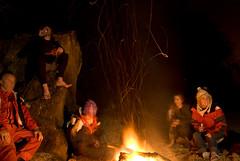 easter_thesolent_09-208 (fat pete) Tags: night fire g campfire bonfire dorset slowshutter sparks sarajane studlandbay tonysmith strobist