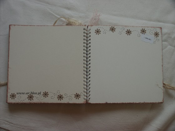 wedding guest book - inside15
