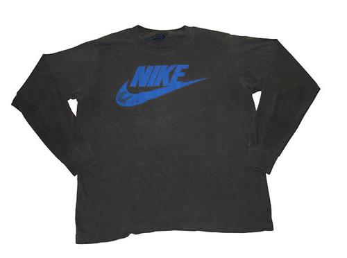 Nike Black Vintage T-shirt