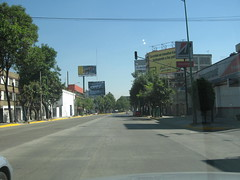 Ghost Mexico City during Swine Flu outbreak. May 2009 (PVCG) Tags: city mexico ghost swine flu influenza fantasma porcina