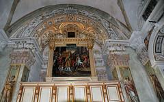 Organ in the church of SS. Eusebio and Vittore in Peglio, over Gravedona, Como (renzodionigi) Tags: como painting murals inferno affreschi religiousart frescoes purgatorio sacredart gravedona giudiziouniversale antegnati peglio fiammenghino