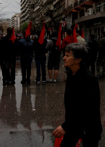 May Day - Thessaloniki Greece