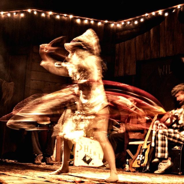hula hooper