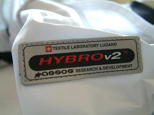 Assos sJ.13 LuftSchutz - Hybro V2 logo