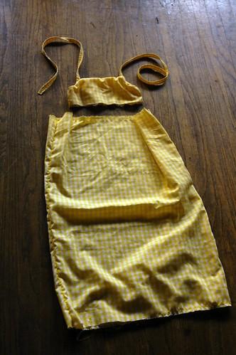 Flower Girl Dress from Weekend Sewing