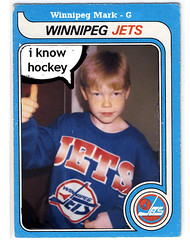Winnipeg Mark - I Know Hockey