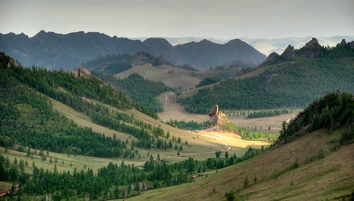 Gorkhi-Terelj National Park 13