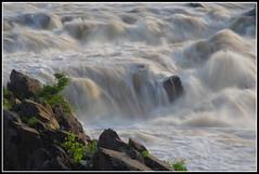 Great Falls (GFletch -- persistently behind :)) Tags: park morning motion green virginia waterfall rocks greatfalls splash fairfax roar mclean rushing sidelight canondigitalrebelxt canonef28135is impressedbeauty