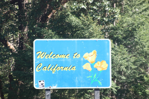 California welcomes us