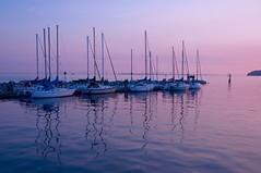 Sundown colours (jbarc in BC) Tags: pink sunset sky boats day britishcolumbia clear whiterock westcoast otw bestflickrphotography rgmfc