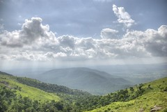 HDR-Himavad Betta,Mysore (Amar Jain) Tags: friends temple hill mysore hdr ajay himavadbetta
