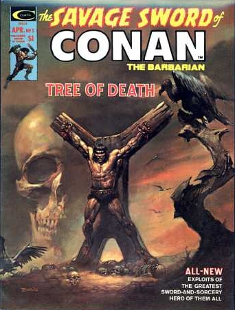 Conan by Boris