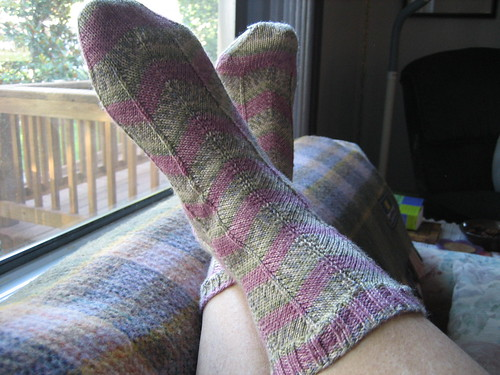 mom's socks 2