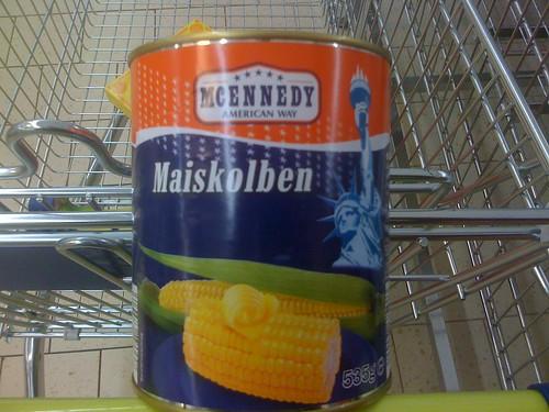 Nothing says FRESH like Canned.