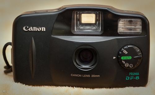 Canon BF-8