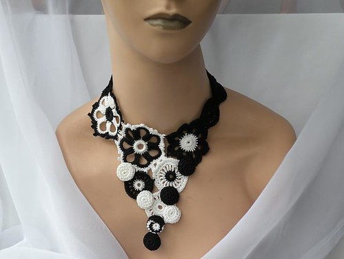 Yin and yang combination by DAINTYCROCHETBYALY.