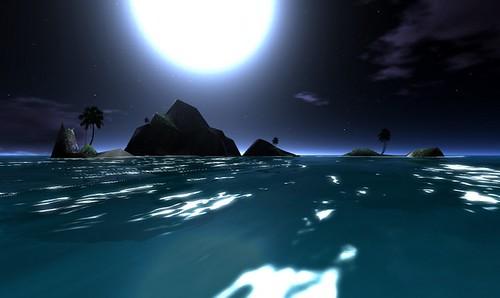 Tiki Tattoo. Island