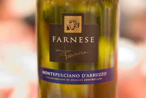 Farnese Montepulciano d'Abruzzo 2007