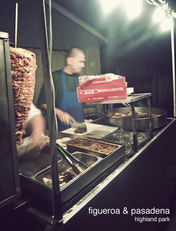 Figueroa & Pasadena Avenue Taco Stand,  Highland Park