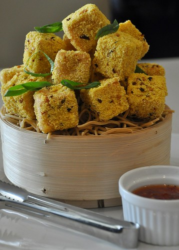 Chili Crusted Tofu