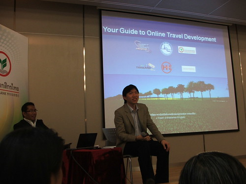 Seminar e-Travel entrepreneur