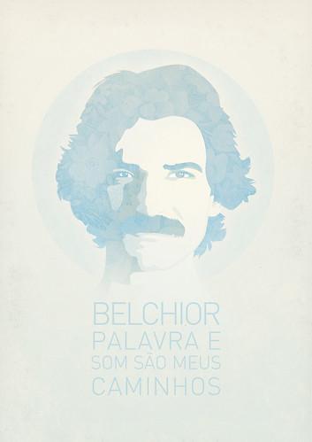 Belchior por Bixo Grilo.