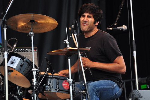 Woodhands at Ottawa Bluesfest 2009