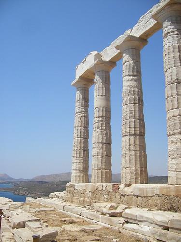 templo poseidón - cabo de sunion - grecia - IMGP6149