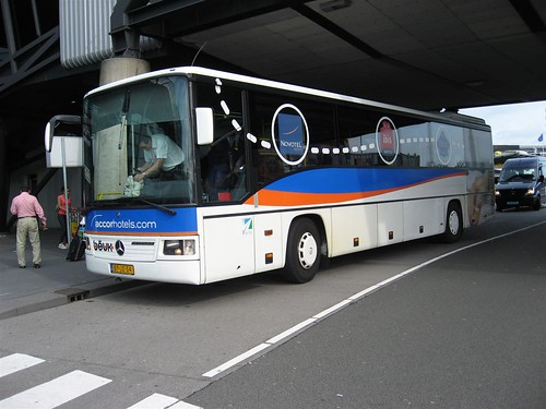 Beuk bus 228 Schiphol Airport