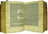 Woodcut and annotations in Bonatus, Guido: Decem tractatus astronomiae