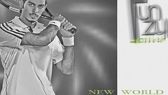 Funzy Click-New World Tennis theme (Fawaz Al Nashmi) Tags: sport studio tennis kuwait photgraphy fawaz funzy     alnashmi funzyclick
