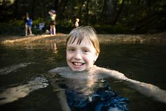 Wison in the Buffalo (Mr. Biggs) Tags: vacation water swim river wilson arkansas biggs mrbiggs buffaloriver steelcreek