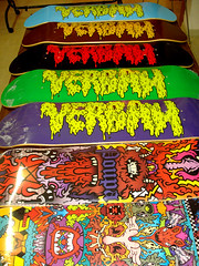 new colors - yerbah decks (Senador Medinha) Tags: diego skate medina decks yerbah