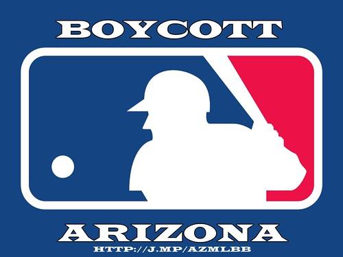 MLB Boycott Arizona