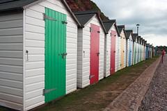 Beach Huts -SMP_3637 (Pothers) Tags: beach pentax devon beachhuts da1645 budleighsalterton k20d