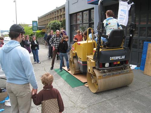 Steamroller Printing