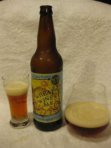 4563166390 1580cb4272 Fort Collins Brewery   Wheat Wine Ale