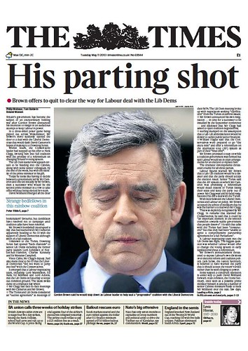 the times front cover