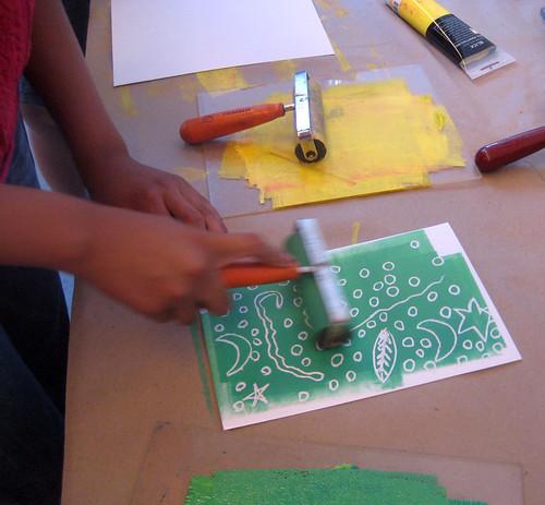 printmaking!
