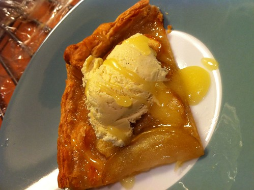 ... to Steaknives: C2S Bakes: Baked Apple Tart with Salted Caramel Sauce