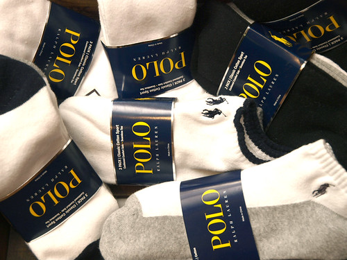 Ralph Lauren / 3Pac Socks