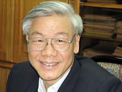 GS.Nguyễn Phú Trọng, từ sinh viên ĐH Tổng hợp đến Bí thư Thành uỷ Hà Nội